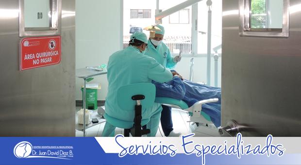 Cirugía Máxilofacial